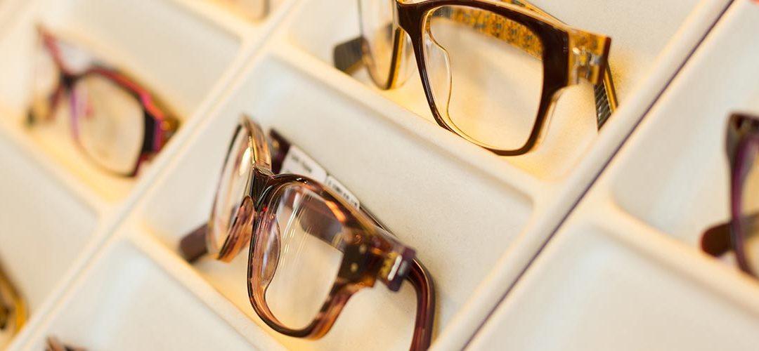 Eyeglass Frame Materials